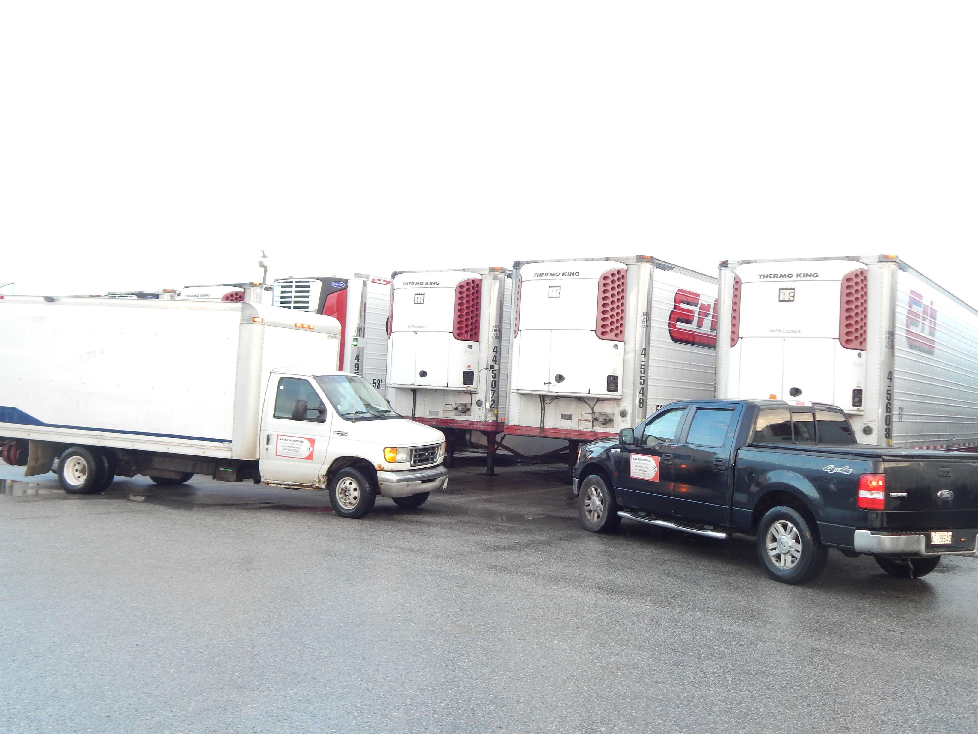 Malka Truck and Trailer Repair Company